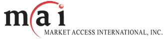 Market Access International, Inc. Mobile Logo