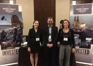 Diane, Doug and Crystal at the SEUS//CP Alliance conference 2016 in Nashville, TN