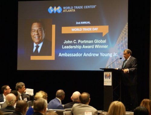 The World Trade Center Atlanta Hosts 2nd Annual World Trade Day
